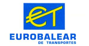 EUROBALEARTRASNPORTE LOGO