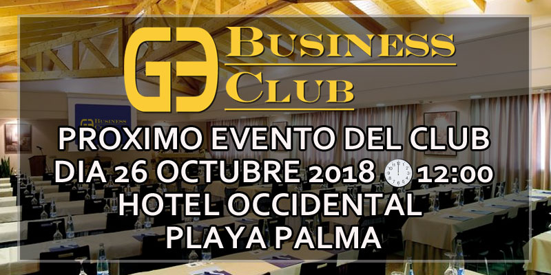 EVENTTO GE 26 OCT 2018